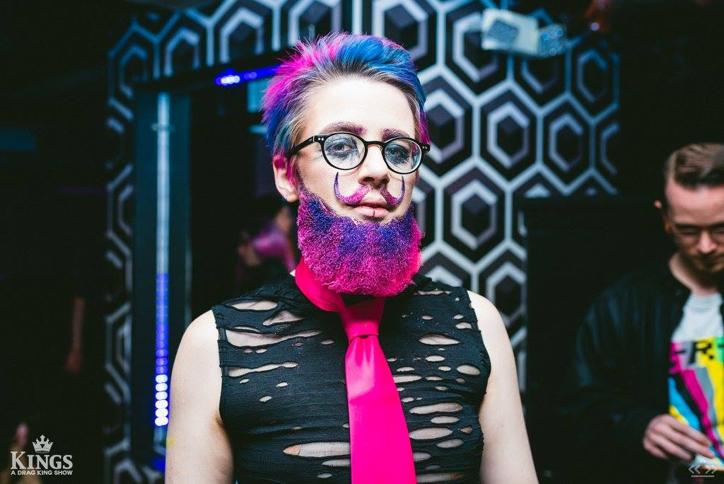 Drag King* Dragking - Miscegenation